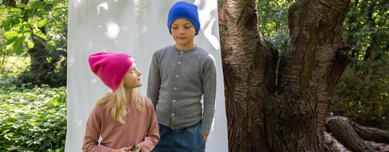 Cashmere children clothing 50% Sale PAPA LOBSTER