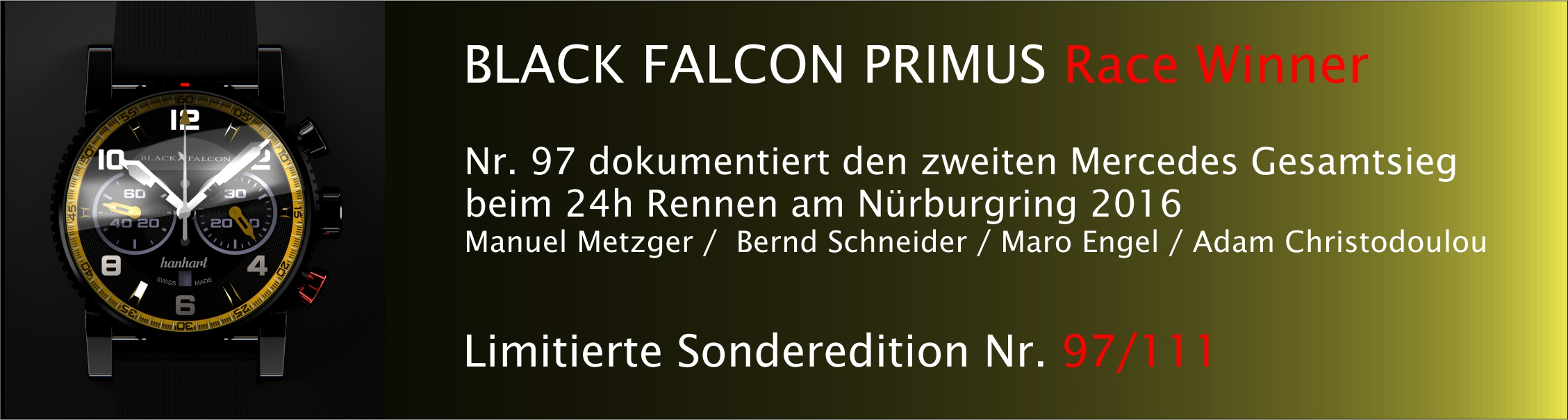 Black Falcon Fashion GmbH & Co.KG